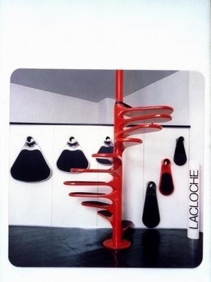 Dix bonnes raisons de visiter l'exposition Roger Tallon au Musée des Arts Décoratifs | L'Etablisienne, un atelier pour créer, fabriquer, rénover, personnaliser... | Scoop.it