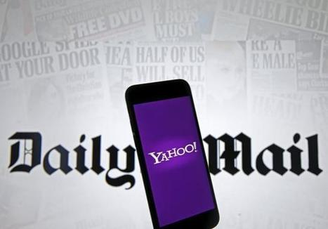 Daily Mail says may partner to bid for Yahoo | Business Video Directory | Scoop.it