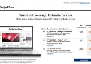 Le numérique sourit au New York Times | Manager plurimédia | Scoop.it