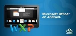 CloudOn, acerca la suite ofimática de Microsoft para Android ... | Recursos de ofimática | Scoop.it