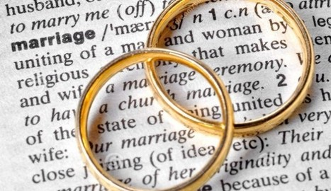 Britain's Chambers Dictionary Officially Redefines Marriage As 'Gender Neutral' | Language, Sexism and Gender | Scoop.it