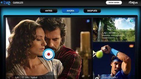 Llega '+TVE', una aplicación para compartir y comentar las emisiones en tiempo real - RTVE.es   Big Media (Esp)   Scoop.it