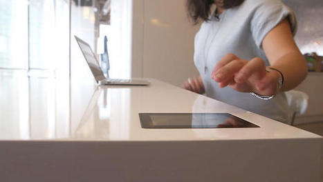 Watch: This Desk Knows When You Should Stand, Sit, Or Just Breathe | Real Estate Plus+ Daily News | Scoop.it