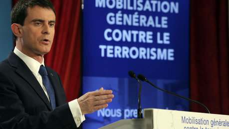 France Vows Forceful Measures Against Terrorism | Press Review | Scoop.it