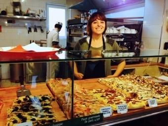 Coup d'oeil et de fourchette : le succès de la pizza à la coupe | L'hôtellerie Restauration | Actu Boulangerie Patisserie Restauration Traiteur | Scoop.it
