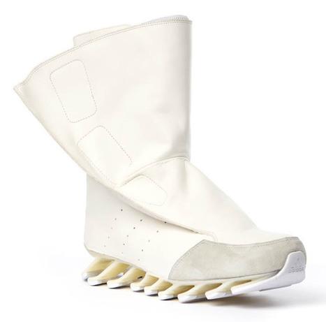 adidas par Rick Owens Printemps/Été 2015 - Essential Homme | Le monde de la chaussure.Cap-k, des chaussures pour le dos. | Scoop.it