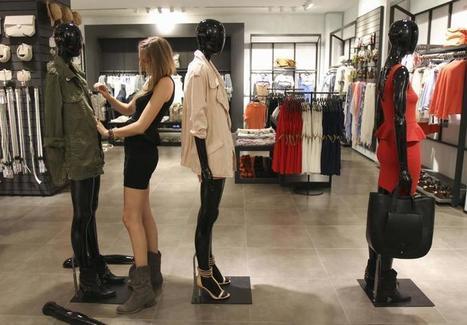 Le prêt-à-porter chute en France mais progresse à l'export | Le marché de l'habillement | Scoop.it