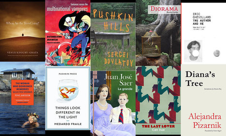 2015 Best Translated Book Award finalists announced : NewsCenter | Word News | Scoop.it