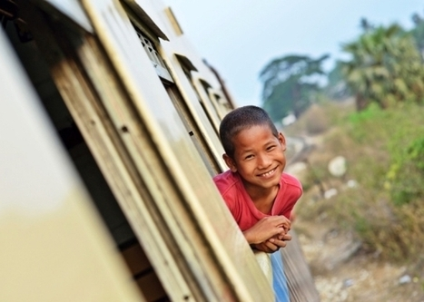 Train Travel in Myanmar: An Extraordinary Experience | Travel | Scoop.it