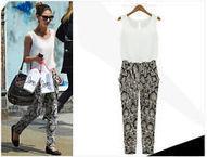 SWM Women New Elegant Fashion Casual Style Sleeveless Summer Lady Jumpsuits Pant | women life style fashion | Scoop.it