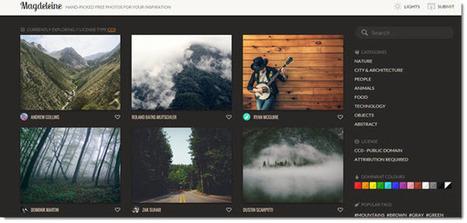 Magdeleine, una colección de fotografías gratuitas para nuestros proyectos | Content curation, e-moderació de CoP. Aprenentatge informal. Gestió de coneixement a l'administració pública. | Scoop.it