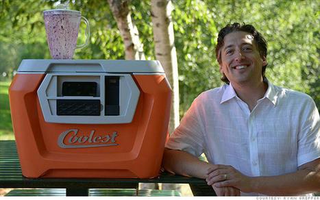 Cooler raises $11 million -- a Kickstarter record | Entrepreneurship WHS | Scoop.it