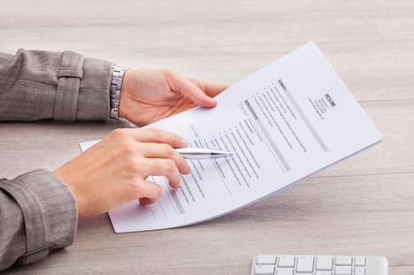 Why You Shouldn't Lie About Resume Gaps | Debs Career Corner #debscc | Scoop.it