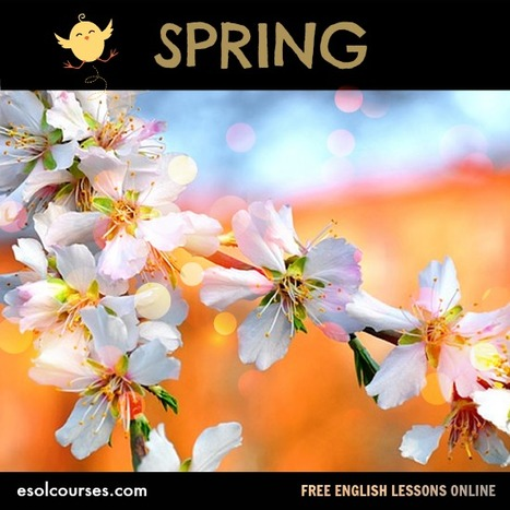 Spring and May Day | Topical English Activities | Scoop.it