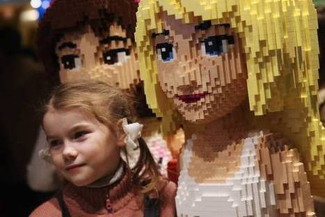 Lego Builds Stronger Ties to Girls | Cool Things for kids | Scoop.it