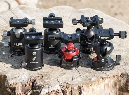 What goes around: 6 mid-sized ball heads put to the test | Camera Equipment | Scoop.it