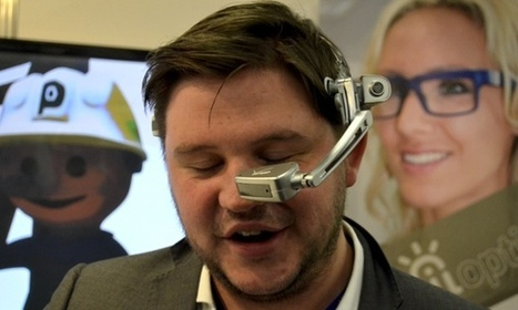 The best of London's Wearable Tech Show 2014 - in pictures | 21st Century Innovative Technologies and Developments as also discoveries, curiosity ( insolite)... | Scoop.it