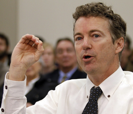 Rand Paul - Political skill of the first order | The Art of Political Campaign Management | Scoop.it