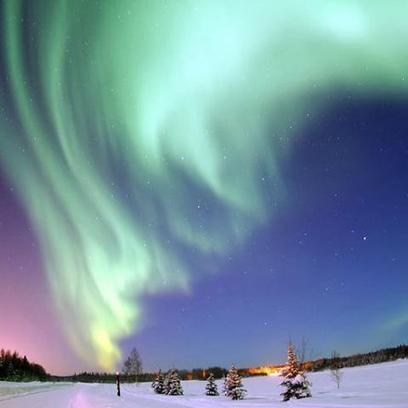 Northern Lights Dance in Spectacular Time-Lapse Videos | Your Wildest Dreams | Scoop.it