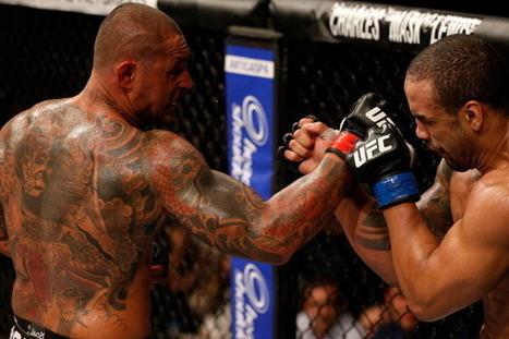 UFC on Fuel 10 Video Highlights from Nogueira vs Werdum, Silva vs Cavalcante - Bleacher Report | UFC updates | Scoop.it