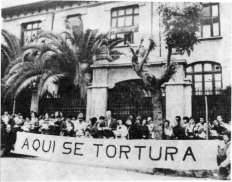 Después hay silencio: la experiencia musical en los centros de detención durante la dictadura. -El Ciudadano (Chile) | Documentación musical | Scoop.it