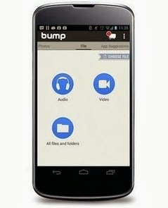 A Simple Way to Transfer Files Between Two Smartphones | Tips for Android | Scoop.it