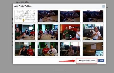 Si estás en Facebook tienes un blog - infinito punto cero | APRENDIZAJE | Scoop.it