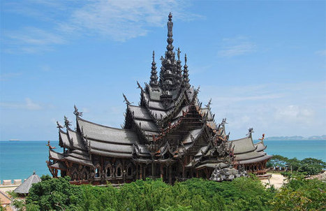 Sanctuary of Truth - Wheelchair Accessible Holiday Attraction Thailand | Accessible Tourism | Scoop.it
