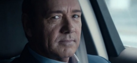 Kevin Spacey dans l'Espace pour Renault et Publicis : le film | Id Marketing | Scoop.it