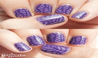 Beautiful Nail Art for Short Nails | Girls Fashion | Scoop.it