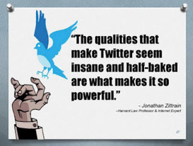A Principal's Reflections: Twitter: A Tool For All | Social Media CC | Scoop.it