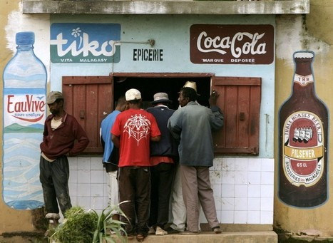 What If Africa Was a Bar? | AP HUMAN GEOGRAPHY DIGITAL  STUDY: MIKE BUSARELLO | Scoop.it