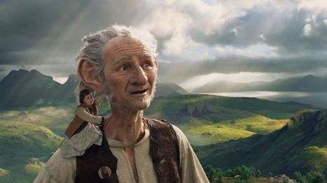 BFG locations manager praises Scotland's landscape - BBC News | Screen Tourism | Scoop.it