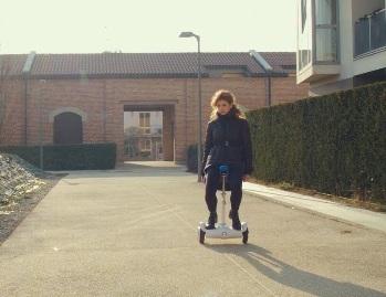 Airwheel S6 Mini Intelligent Electric Walkcar Making a Splash in the Scooter Industry | Press_Release | Scoop.it
