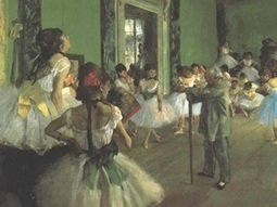 #Degas #Bornthisday 1834 July 19 | The Art of Dance | Scoop.it