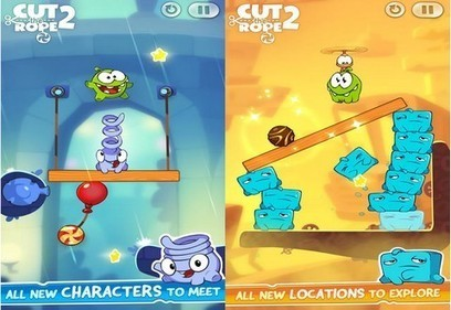Cut the Rope 2 Cheat Tool | Video Games | Scoop.it