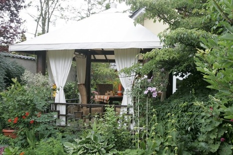 Jardin de ville à Strasbourg (67) | Kasavox | Kasavox » 1er réseau social de l'Habitat | Scoop.it