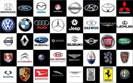 Car logos and names | All car symbols worldwide | Car Logos | Scoop.it