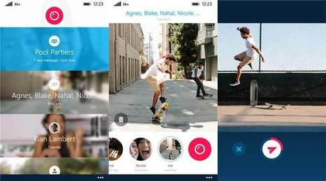 Microsoft launches Skype Qik instant video messaging app for iOS, Android and Windows Phones - | iPhone App Development  Company | Scoop.it