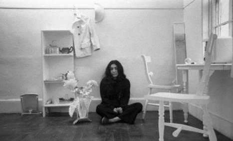 Yoko Ono at the Guggenheim Museum, Bilbao | The Arts Desk | DEPnews développement personnel | Scoop.it
