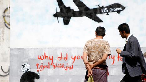 Drone strike kills 15 'wedding party-goers' in Yemen | Business Video Directory | Scoop.it