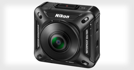 Nikon KeyMission 360: A Waterproof 4K Action Cam for 360° Photos and Videos | ScubaObsessed | Scoop.it
