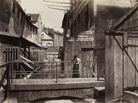 Fascinating Photos of Paris in the Mid-19th Century | pixels and pictures | Scoop.it
