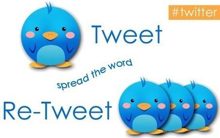 Cara Mudah Mengintegrasikan Blog Dengan Twitter | Media Sosial | Scoop.it