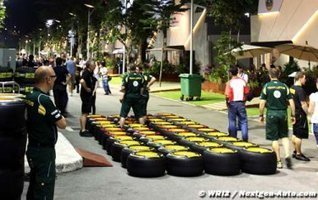 Pirelli ready to light up Singapore | TOP F1 Notices | Scoop.it