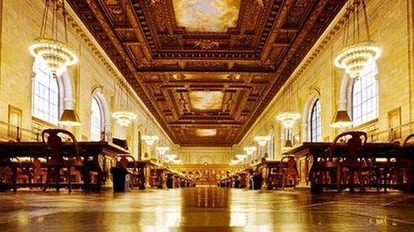 10 mind-bending libraries from around the world | TEENS, AWESOME Libraries, and more | Scoop.it