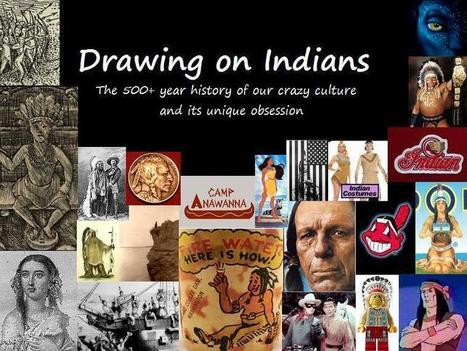 Drawing on Indians: The Wacky World of TV Tropes | Native Americans and Media | Scoop.it