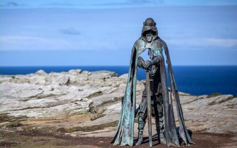 Royal palace discovered in area believed to be birthplace of King Arthur | Archaeology | Scoop.it