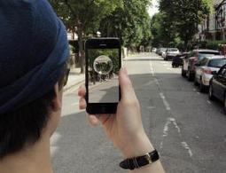 Messaging app lets you leave secrets on street corners - tech - 04 August 2014 - New Scientist | WIP Weekly News | Scoop.it