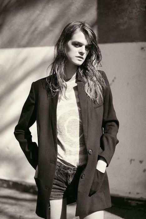 [freshly on board] Brogan Loftus @ Nathalie Models   CHICS & FASHION   Scoop.it